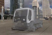 تصویر از استفاده از کامپوزیت های گرمانرم در تولید کامیونهای سبکتر