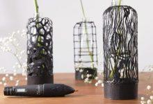 تصویر از طراحی مجسمه پلیمری با قلم ۳ بعدی