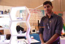 تصویر از حامد بنانی فرد، پژوهشگر دانشگاه کاشان در گفت و گو با بسپار: طراحی و تولید محصولات نانویی