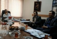 تصویر از جامعه قالبسازان ایران همکاری های خود با سازمان صنایع کوچک را توسعه می دهد