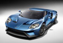 تصویر از ظاهر سبک و جدید خودروی Ford