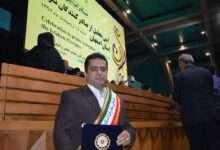 تصویر از تقدیر از طناب نقش جهان صادرکننده نمونه استان اصفهان