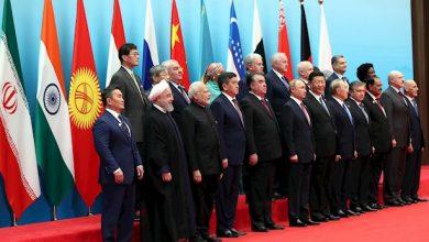 تصویر از میزان تجارت ایران با پیمان شانگهای از مرز ۲۳ میلیارد دلار عبور کرد